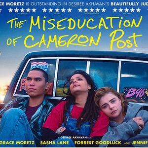 Hoxton Movies Reviews The Miseducation Of Cameron Post American