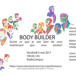 Body building (partie 1)#13 Qu'est ce que je vais faire de vous maintenant que vous existez?