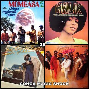 CONGA MAGIC SHOCK
