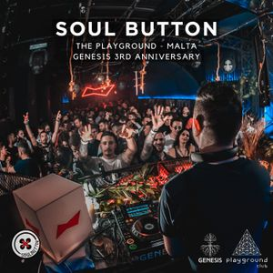 Soul Button - 4 hours extended set at The Playground (Malta) - May 18, 2019