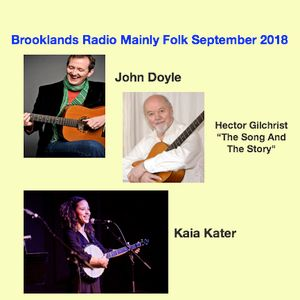 Brooklands Radio Mainly Folk September 2018