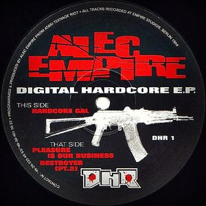 Alec Empire - Live At The Suicide Club Berlin 1995 (Digital Hardcore Recordings - 2006)