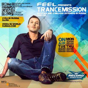DJ Feel - TranceMission (13-01-2014)