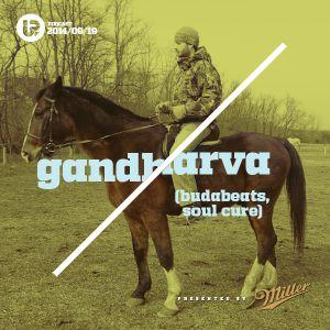 Dj Gandharva - Urbanplayer Podcast #52 (2014)