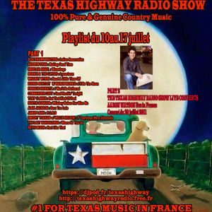 Texas Highway Radio Show 2016 N°29