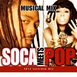 Musical Mix Soca Meets Pop