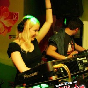 Lillian LIVE @ Cola Club Nagykanizsa KremBirthdayParty 2011.03.12