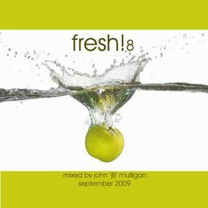 FRESH! vol 8 (real house music taster, Sept. 2009)
