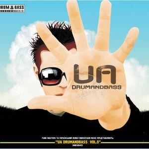 2008.01 Funk Masters presents: UA DRUMANDBASS vol.5