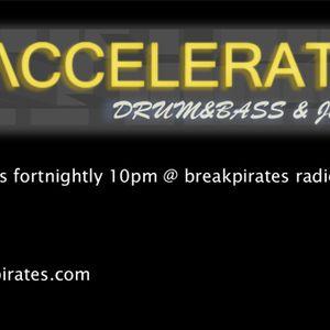 >> ACCELERATE! - 27-04-2011 - DJ X-RAY live at breakpirates radio uk