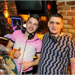 Dj Flo & Dj Vali - In the club live recording 16.02.2013