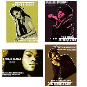 Marcia's MiXedBag   08-02-16   Mi-Soul radio