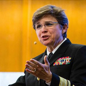 """All Seminary Chapel: Rear Admiral Margaret Kibben """"First Love and Lasting Faith"""""""