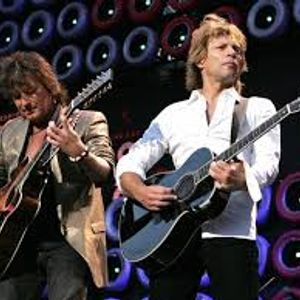 Another hour of The Friday Rock Show featuring tracks from BON JOVI