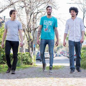 CRACK # 69 Entrevista Verteramo Trio 28-03-2017