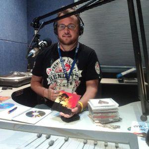 Ben Jahmin @ Coast FM 2011