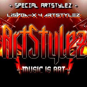 """Special ArtStylez - """" Lisboa-X 4 ArtStylez """" - Mixed By Dj Lisboa-X"""