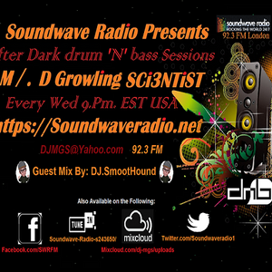 SWR After Dark Mad Growling Guest Mix By DJ SmoothHound Presents drum'N'bass.Vol.21 'Pulsar'