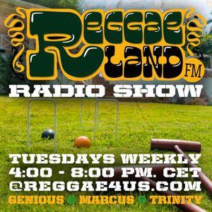 Reggaeland FM radio show @ reggae4us.com (3-Dec-2013 / P2)