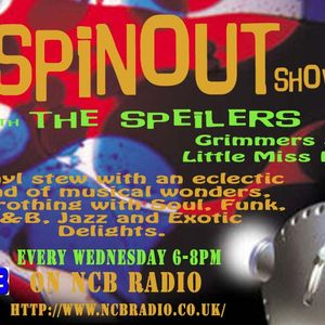 The Spinout Show 23/03/16 Episode 21