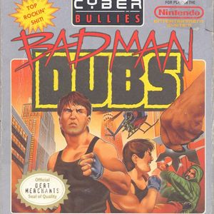 CYBER BULLIES - Badman Dubs (MIXTAPE)