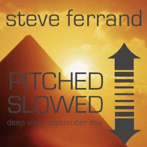 pitchedUP//slowedDOWN (sep. 2010 mix)