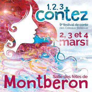 Festival 123 Contez dans le magasine de radio Canl Sud 92.2FM LE 01/03/2018
