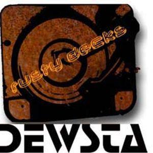 RustyDecks Show broadcast on maxxxradio.nl 18/03/11