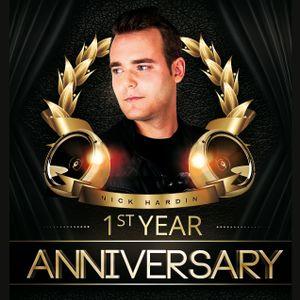 Nick Hardin's 1st Year Anniversary Mix