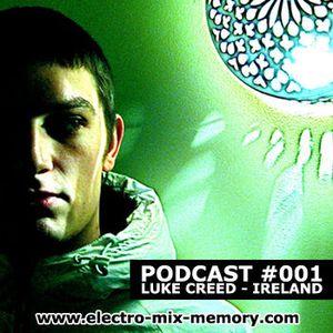 Luke Creed - Electro Mix Memory