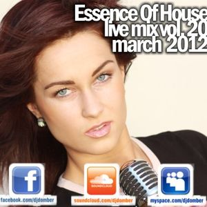 Dj Domber pres. Essence of House vol. 20