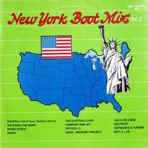New York Boot Mix 2 Mario Aldini & The Ramon Brothers
