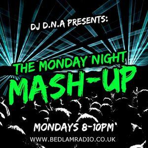 DJ D.N.A. LIVE ON BEDLAMRADIO.CO.UK 28.3.16