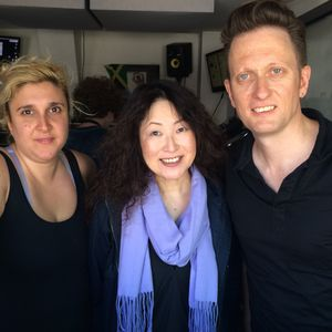 Fractal Meat 85 - 10th July 2015 - With Yumi Hara & Guy Harries LIVE, plus guest Louise Woodcock