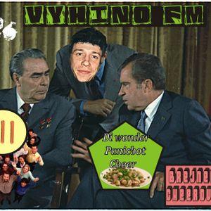 Vyhino FM podcast 0026 Brejnev died Cheerov rises part 3 Di wonder Panicbot Cheer