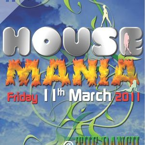 Luke Anderson w/ Mr Maestro - Housemania On Tour - Bristol Edition 11th March 2011