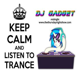 DJ Gadget - 9th Sept 2016 - Keep Calm it's Trance