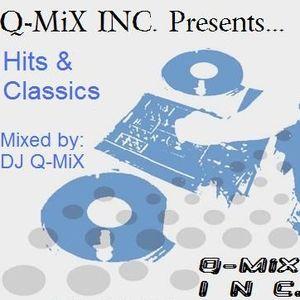 DJ Q-MiX - Hits & Classics.