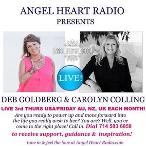 Emerging As Ourselves Can Be Difficult & Beautiful - Deb Goldberg