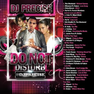 DJ PRECISE - DO NOT DISTURB - SLOW JAMZ
