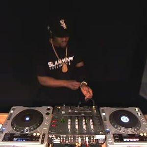 """DJ Mathis""""Mega M.""""Rousseau Live on """"Moody Mondays"""" on www.undergroundhouse.tv 3-24-2014"""