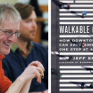 Jeff Speck Talks the Walk in Boise