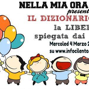 Nella mia ora di libertà presenta la LIBERTA' raccontata dai bambini (il dizionario libero)