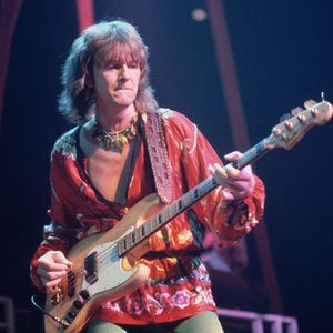 Chris Squire Interview on BBiB on EVR