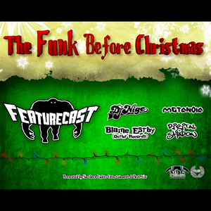 Digital Shadow - Live @ The Funk Before Christmas 2015