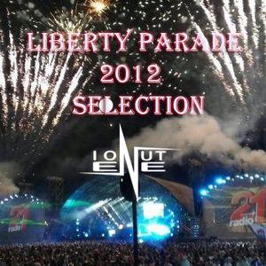Ionut Ene - Liberty Parade 2012 Selection [Tech house-House][august 2012]