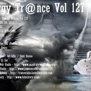 DJ Energy-BG - Energy Trance Vol 127
