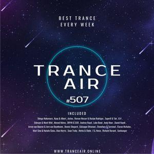 Alex NEGNIY - Trance Air #507
