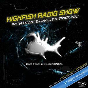 HIGHFISH RADIO SHOW 43 - JAN 2015 - GUEST: AUDIOHAZARD
