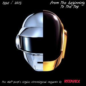 The Daft Punk's Singles Chronological Megamix by Redvax